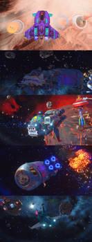 My Rebel Galaxy: Outlaw Ships