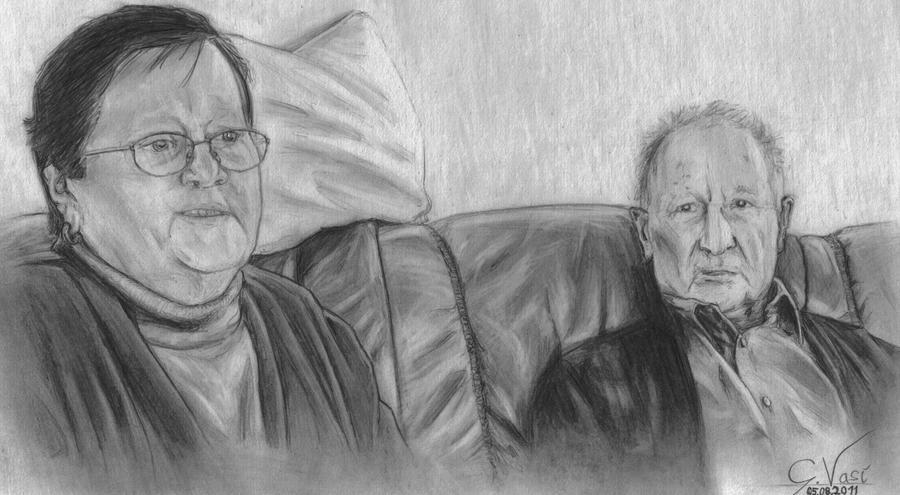 Grandparents by giannivasi