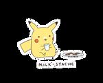 Milkstache