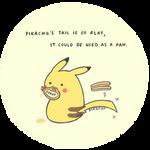 Pikachu's Tail