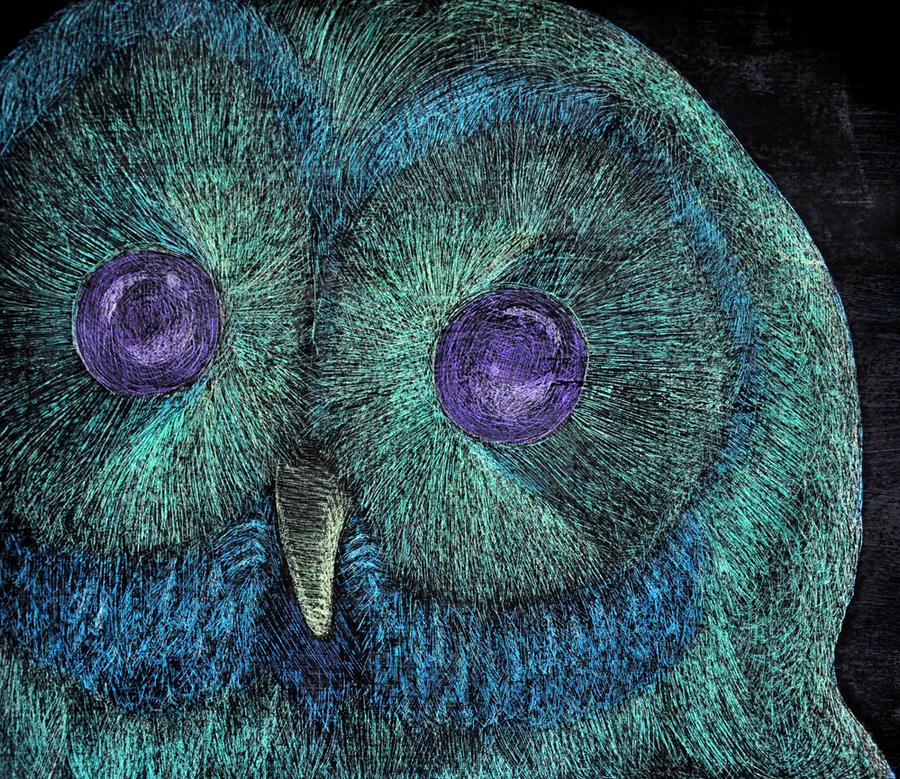 OWL LINES by pikarar
