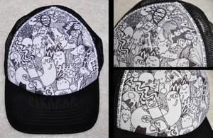 BBOY HAT by pikarar