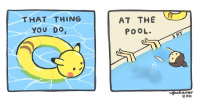 Pools by pikarar