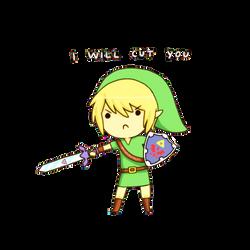 I WILL CUT YOU by pikarar