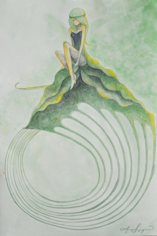 Jelly Dress by pikarar