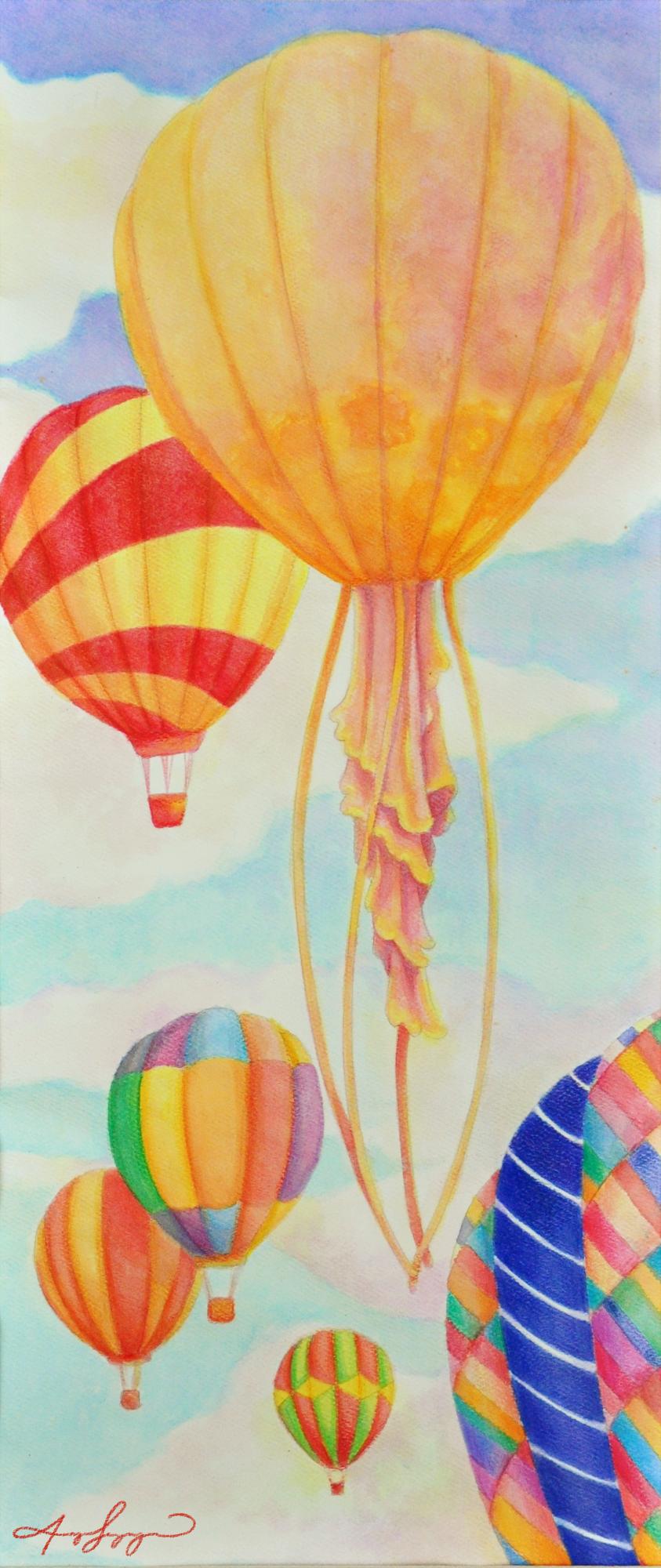 Jellyballoons by pikarar