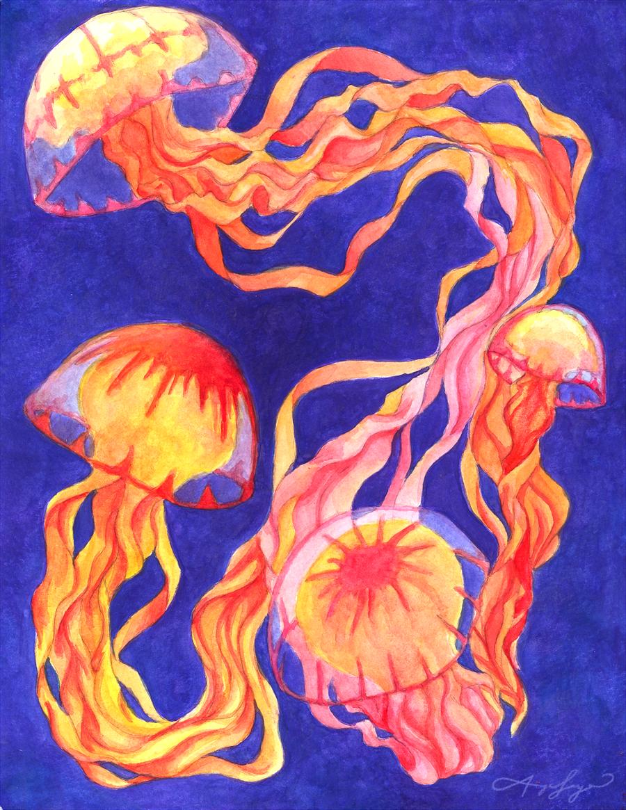 Jelly Ribbons by pikarar