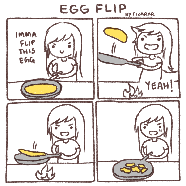 Eggflip by pikarar