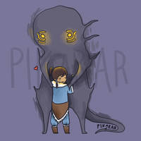 Korra and Spirits by pikarar