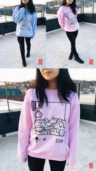Crane Machine Sweaters