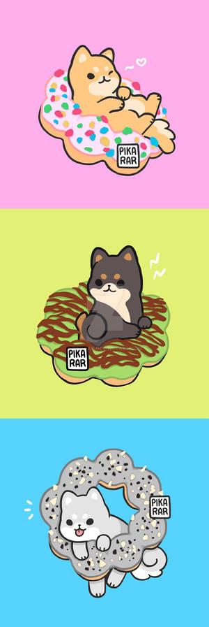 Shiba Mochi Donuts
