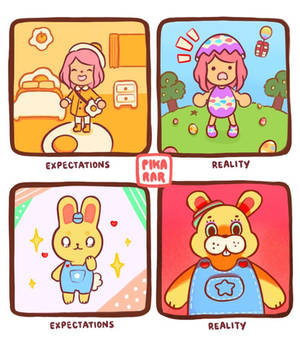Animal Crossing Easter Event