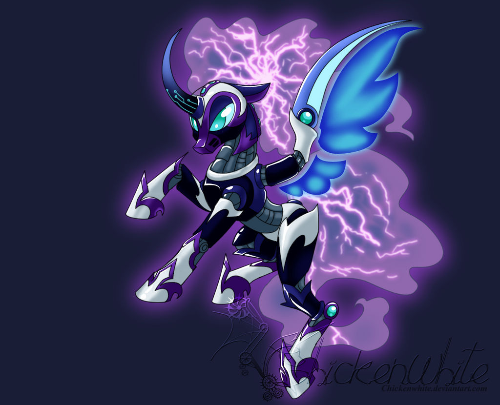 Megamare X - Nightmare Moon