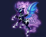 Megamare X - Nightmare Moon by Chickenwhite