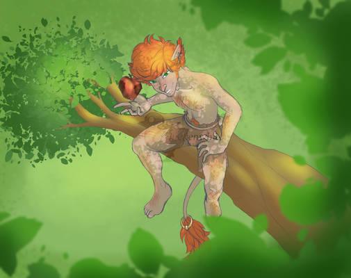 Sneakly Foxglove