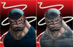 Bane-Luchador Colors