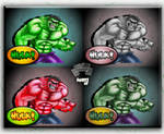 Hulk Colors