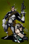 Punisher : Wolvie