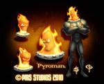 Pyroman Colors