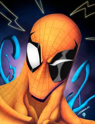 Spider-Man by Smitty-Tut