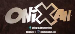 Logo In Metal: Onixan