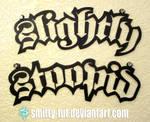 Logo In Metal: Slightly Stoopid