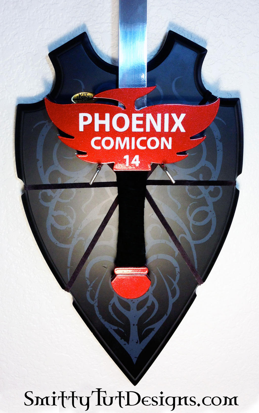 Phoenix Comicon Sword Exclusive- ST Original
