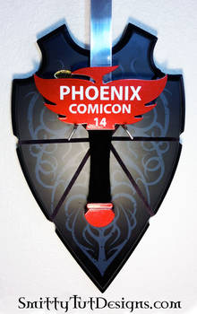 Phoenix Comicon Sword Exclusive- ST Original