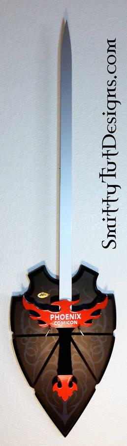 Phoenix Comicon Sword- ST Variant