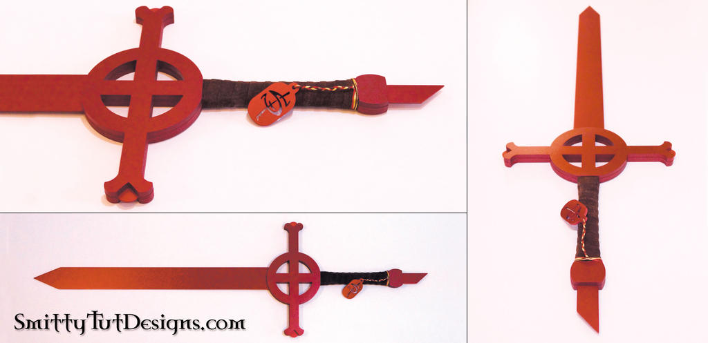 Adventure Time Demon Blood Sword By Smitty Tut