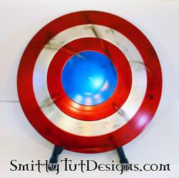 Battle Damaged Shield - 2