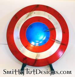Battle Damaged Shield - 1