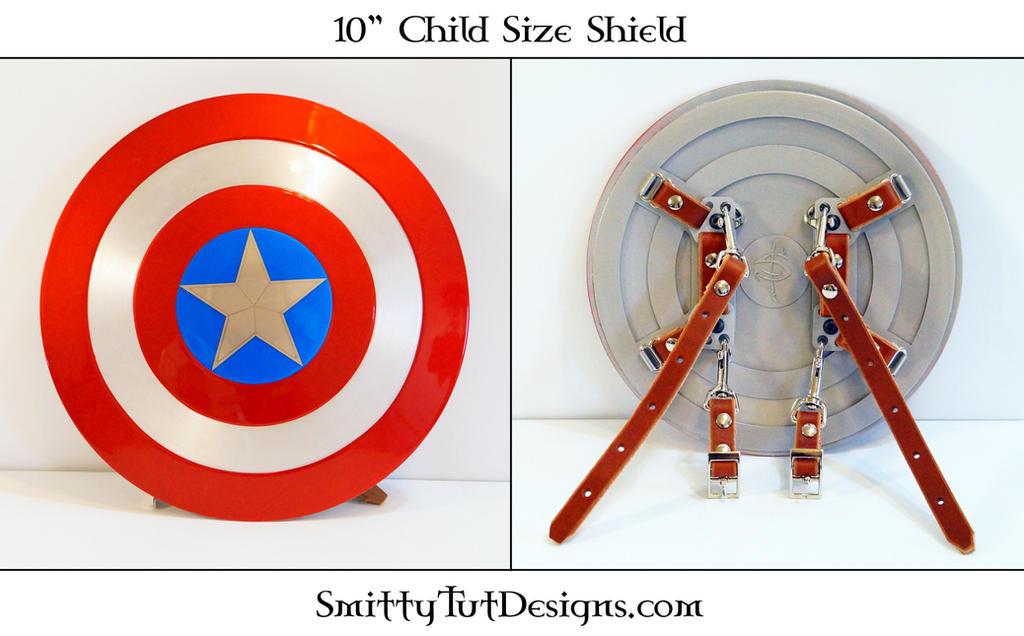 Captain America- Kid's Shield