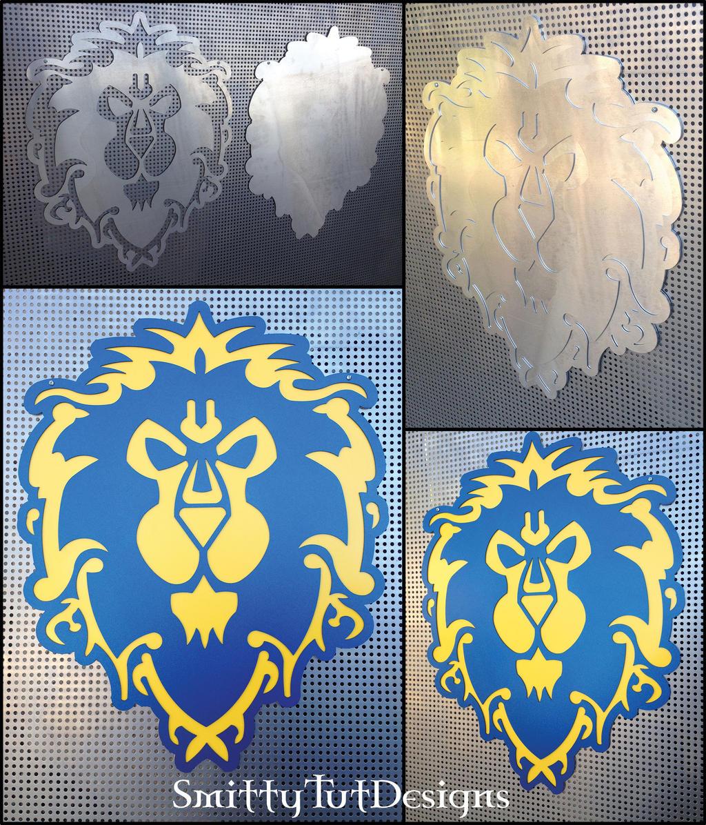 Alliance Logo- World Of Warcraft