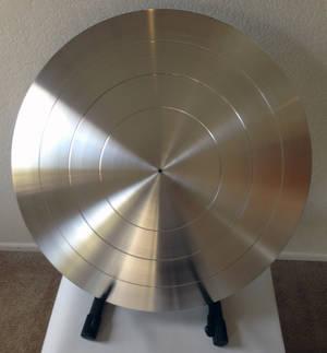PREORDER- $100 Aluminum Shield Blank!!