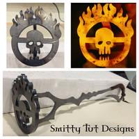 Mad Max Branding Iron