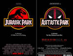 Deadpool Jurassic Park Mock Up Poster