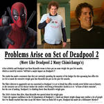 Deadpool 2 Many Chimichangas