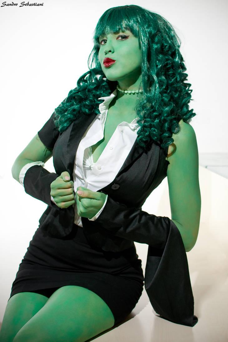 She-Hulk by SandroSebastiani