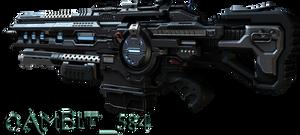 Section 8 gun render