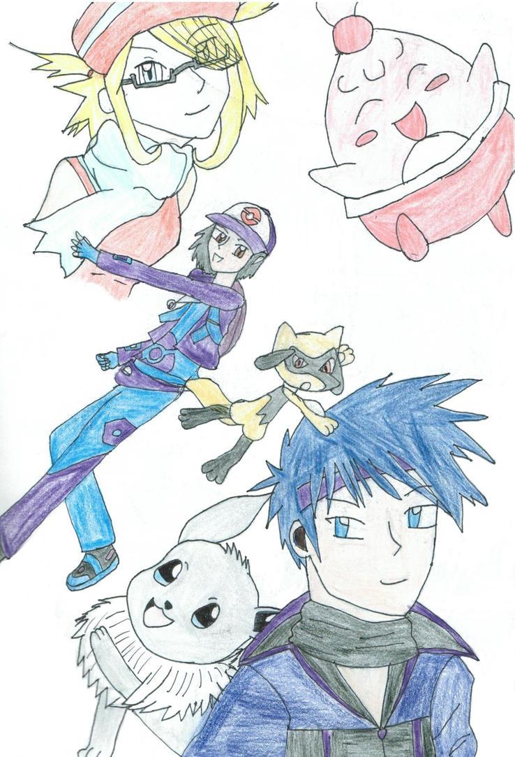 Pokemon: The Next Gen by Errand-Girl