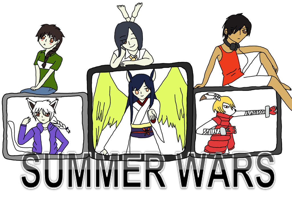Summer Songs Cover: Updated by Errand-Girl