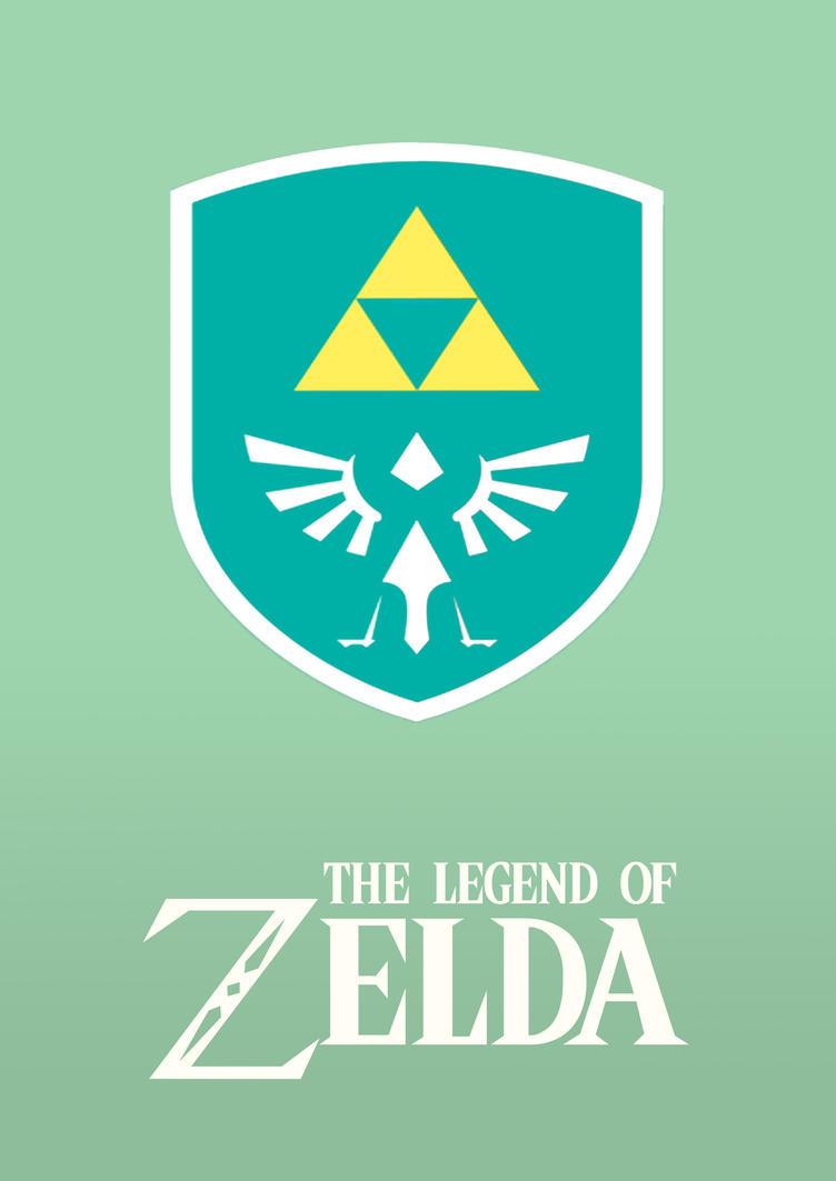 Cartel 2: The legend of Zelda. by Olalla-San