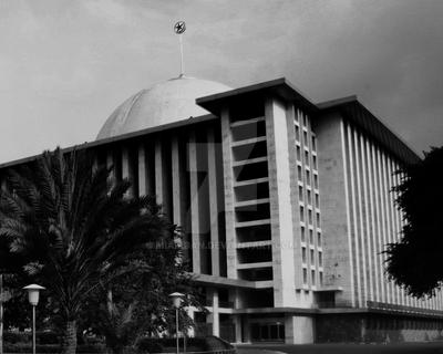 Istiqlal Mosque Photography by Miairdan