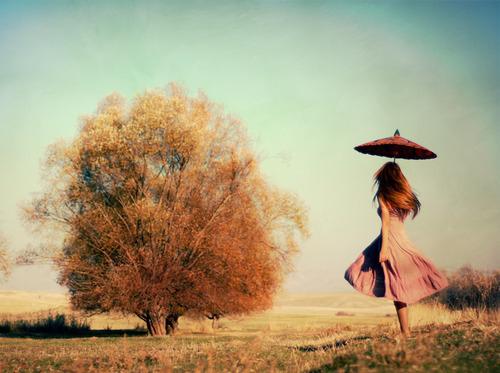 Umbrella Girl 2 by ArielLetter22 on DeviantArt