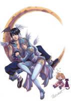 Commission: Takezo by ritchat