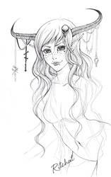 Hair and Horns 2