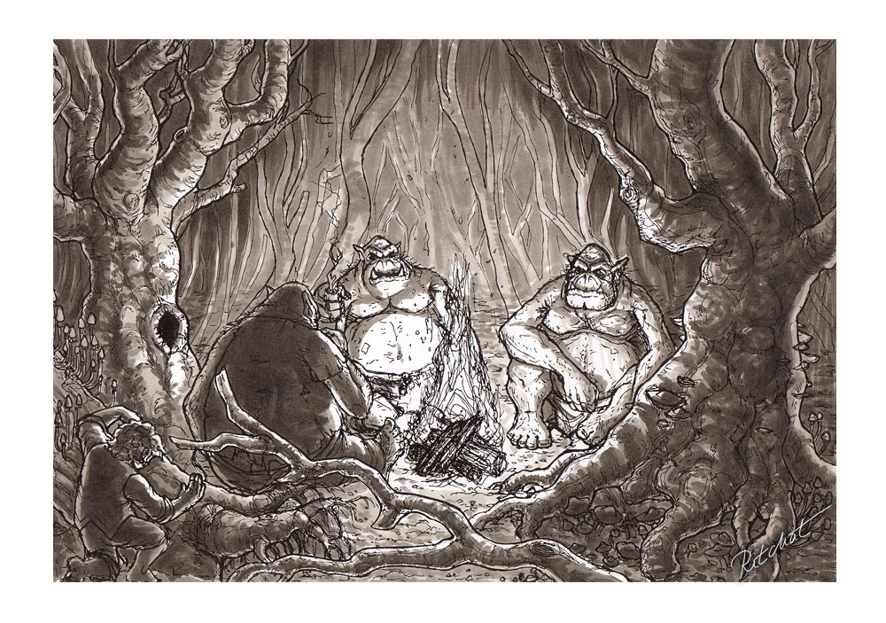 02__The_Hobbit___The_3_trolls_by_ritchat