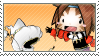 Kuching stamp :D
