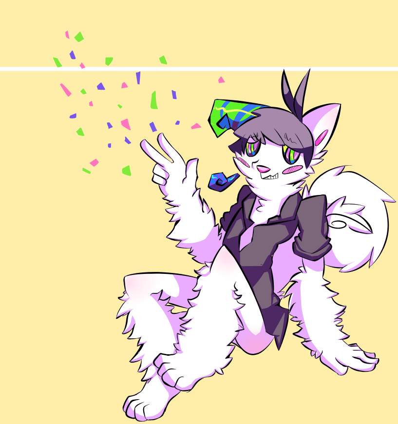 Confetti by XxZakafeinxX